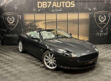 Vente Aston Martin DB9 VOLANTE 5.9 V12 455 Occasion
