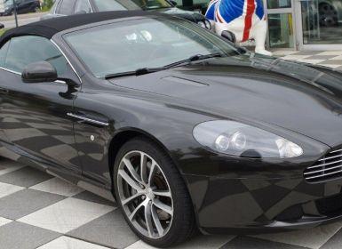 Voiture Aston Martin DB9 VOLANTE 5.9 V12 477 TOUCHTRONIC (06/2011) Occasion