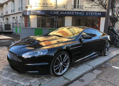 Voiture Aston Martin DBS Coupe Touchtronic A (2P) Occasion