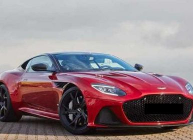 Voiture Aston Martin DBS SUPERLEGGERA # Hyper Red AML Special # Occasion