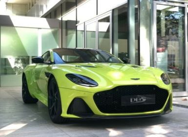 Vente Aston Martin DBS SUPERLEGGERA Pack Q /Lime Essence AML Special Occasion