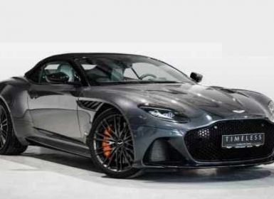Voiture Aston Martin DBS SUPERLEGGERA VOLANTE # Cuir sublime DUO TONE  Occasion