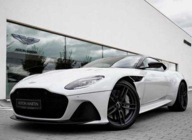 Vente Aston Martin DBS SUPERLEGGERA#Cuir Blanc Argento métal Dynamic Futurist Occasion
