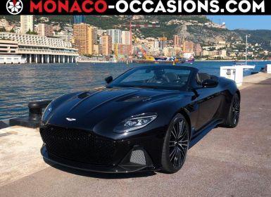 Achat Aston Martin DBS Volante SUPERLEGGERA Occasion