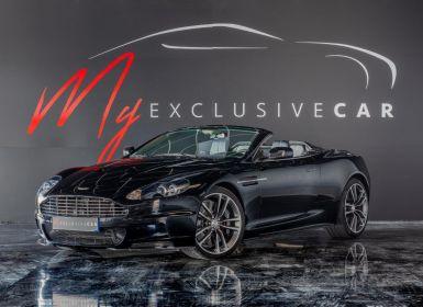 Vente Aston Martin DBS Volante V12 Carbon Black Edition - Historique 100% ASTON, Révisée 41.096 kms, 4 Pneus récents Occasion