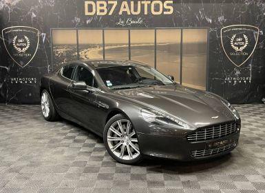 Aston Martin Rapide V12 6.0 477 ch