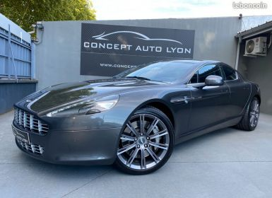 Achat Aston Martin RAPIDE V12 6.0 L 476 CH Touchtronic II 2 main origine France Full Options Occasion