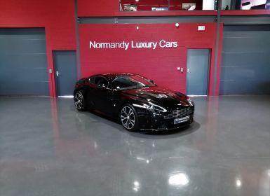 Acheter Aston Martin V12 Vantage 5.9 V12 CARBON BLACK Occasion