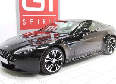 Aston Martin V12 Vantage Black Edition Occasion
