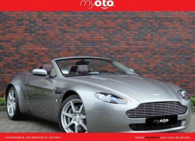 Achat Aston Martin V8 Vantage 4.3 SEQUENTIELLE Occasion