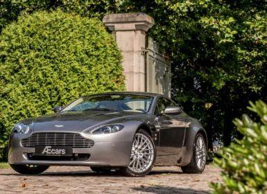 Vente Aston Martin V8 Vantage 4.7 - AUTOMATIC - ONLY 36.000 KM Occasion