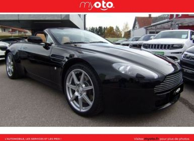 Voiture Aston Martin V8 Vantage ROADSTER 4.3 SEQUENTIELLE Occasion