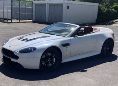 Vente Aston Martin V8 Vantage S ROADSTER Optique V12 Occasion