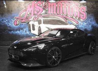 Voiture Aston Martin VANQUISH 6.0 576 Occasion
