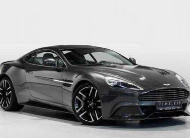 Aston Martin VANQUISH BVA TOUCHTRONIC III 8 rapports ZF# UNE VALEUR REFUGE Occasion