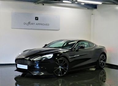 Voiture Aston Martin VANQUISH V12 5.9 574ch Touchtronic 2 Occasion
