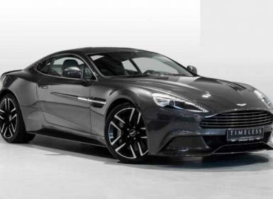 Voiture Aston Martin VANQUISH V12 5.9 TOUCHTRONIC III 8 rapports Occasion