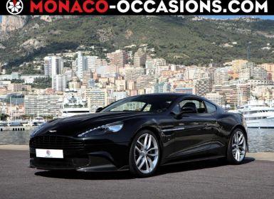 Vente Aston Martin VANQUISH V12 S Occasion