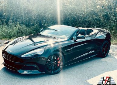 Vente Aston Martin VANQUISH VOLANTE CARBON EDITION Occasion