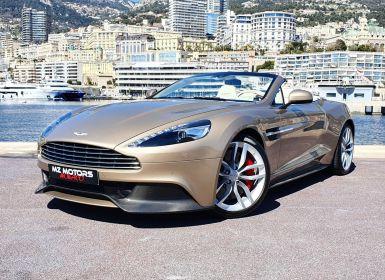 Vente Aston Martin Vanquish VOLANTE V12 TOUCHTRONIC III Occasion