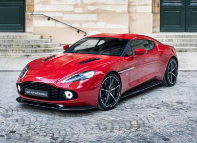 Achat Aston Martin Vanquish Zagato Coupe *SINGLE Q Color 75 of 99* Occasion