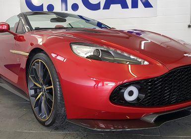 Vente Aston Martin Vanquish ZAGATO VOLANTE Occasion