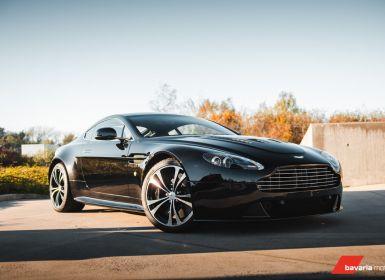 Aston Martin VANTAGE V12 - Carbon Black Edition - B&O Sound - Manual Occasion