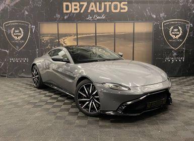 Vente Aston Martin VANTAGE V8 4.0 Biturbo 510 ch Nardo Occasion