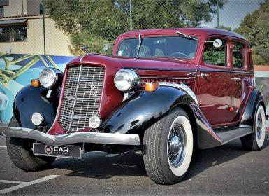 Vente Auburn 654 V8 Chrysler 360 5.9 L Collection Fr de 1936 Occasion