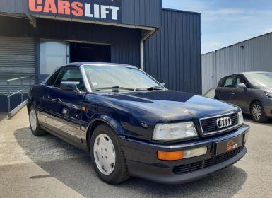 Vente Audi 80 CABRIOLET 2.6L V6 E BVA 2eme MAIN HISTORIQUE COMPLET (1995) Occasion