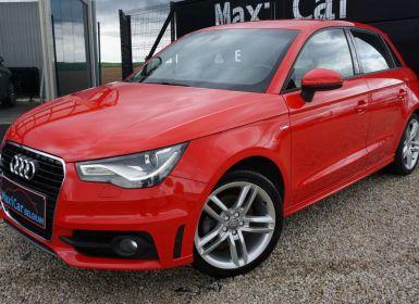 Audi A1 1.4 TFSI S-LINE - S-TRONIC - XENON - GARANTIE -