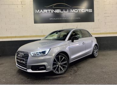 Achat Audi A1 1.6 TDI 116ch Ambition Luxe S tronic 7 Occasion