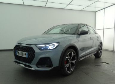 Achat Audi A1 30 TFSI 116ch Edition one S tronic 7 Occasion