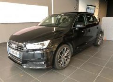 Achat Audi A1 Sportback 1 6 TDI 116 S TRONIC 7 AMBITION LUXE Occasion