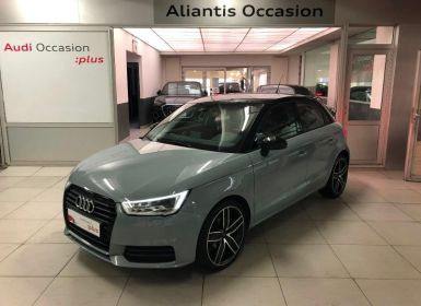 Audi A1 Sportback 1.0 TFSI 95ch ultra Midnight Series