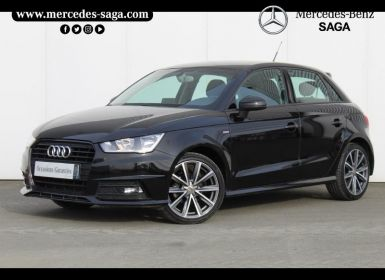Voiture Audi A1 Sportback 1.0 TFSI 95ch ultra S line Occasion