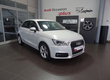 Achat Audi A1 Sportback 1.0 TFSI ultra 95 Ambiente Occasion