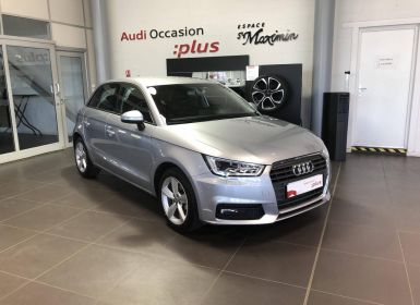 Acheter Audi A1 Sportback 1.0 TFSI ultra 95 Ambiente Occasion