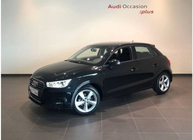 Voiture Audi A1 Sportback 1.0 TFSI ultra 95 S tronic 7 Ambiente Occasion
