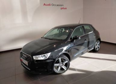 Vente Audi A1 Sportback 1.0 TFSI ultra 95 S tronic 7 Ambition Luxe Occasion