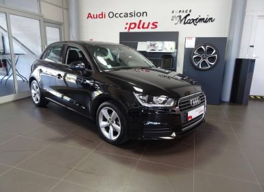 Voiture Audi A1 Sportback 1.4 TDI ultra 90 Ambiente Occasion