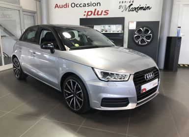 Voiture Audi A1 Sportback 1.4 TDI ultra 90 S tronic 7 Midnight Series Occasion
