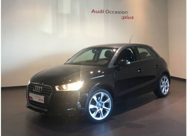 Voiture Audi A1 Sportback 1.4 TFSI 125 BVM6 Occasion