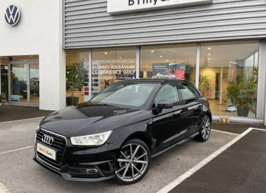Achat Audi A1 Sportback 1.4 TFSI 125 BVM6 Ambition Luxe Occasion