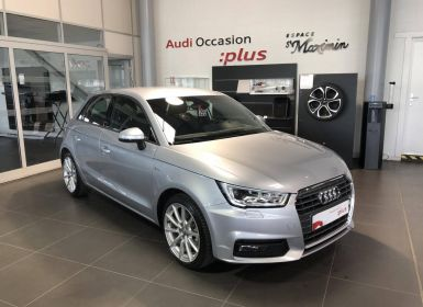 Voiture Audi A1 Sportback 1.4 TFSI 125 BVM6 S line Occasion