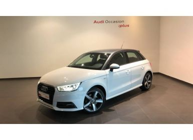 Achat Audi A1 Sportback 1.4 TFSI 150 COD Ambition S tronic Occasion
