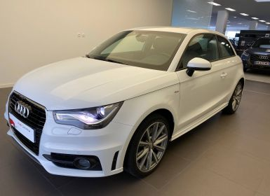 Achat Audi A1 Sportback 1.4 TFSI 185 Ambition Luxe S tronic Occasion