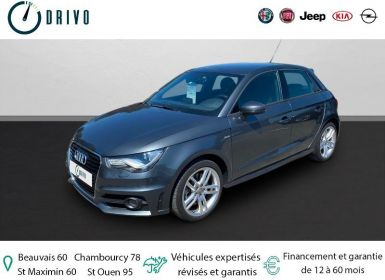 Achat Audi A1 Sportback 1.4 TFSI 185ch S line S tronic 7 Occasion