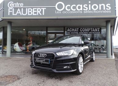 Voiture Audi A1 Sportback 1.6 TDI 116CH S LINE S TRONIC 7 Occasion
