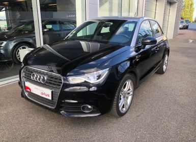 Voiture Audi A1 Sportback 1.6 TDI 90ch ultra S line Occasion